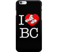 I PNW:GB BC (black) v2 iPhone Case/Skin