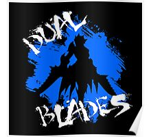 MH4U Dual Blades (CLASS SERIES) Poster