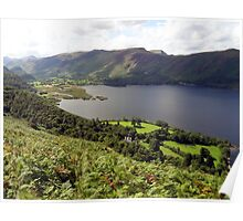 "UK: ""View Towards Manesty"", Cumbria Poster"