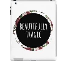 Beautifully Tragic Floral iPad Case/Skin