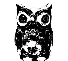 Mono Owl by smile4me