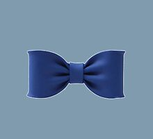 ..:Blue Bow:.. by MeryMery