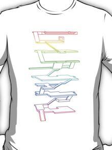 THE RAINBOW ROOMS T-Shirt