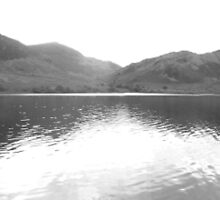 "UK: ""Buttermere in Black and White"", Cumbria by Kelly Sutherland"