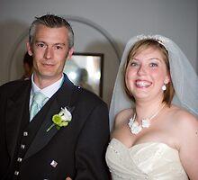 Mr and Mrs Sillence by Matt Sillence