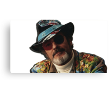 Dr. Jacoby Canvas Print