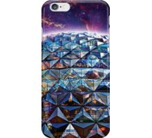 Attractions of Epcot iPhone Case/Skin