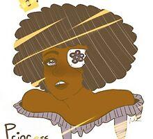 Princess by SRowe Art