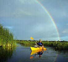 Under the rainbow by Gotcha  Photography