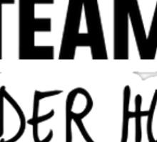 Team Murder House Sticker
