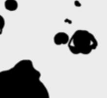 Pit Bull Head Logo Sticker