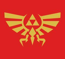 Triforce Emblem Kids Clothes