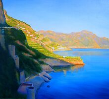 Amalfi Afternoon by Dai Wynn