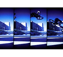 Supersampler Bike Photographic Print
