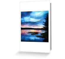 Sunrise Art - New Day Greeting Card