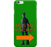 He's My Rocket iPhone Case/Skin