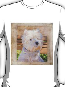 Dog Art - Just One Look T-Shirt