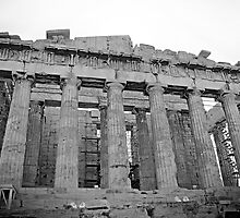 Parthenon by Nathan T