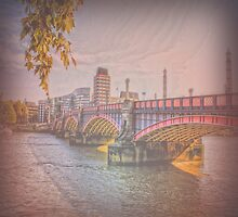 Lambeth Bridge by AngelEowyn