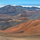 Haleakala Crater in widescape (1) by JamesA1