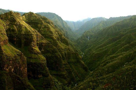 Green Valleys by Alastair Humphreys
