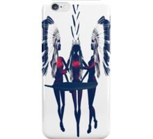 INDIAN GIVERS iPhone Case/Skin