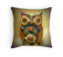 The Exquisite One Throw Pillow