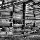 Workshop untouched since 1977 #2 by shaynetwright