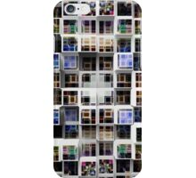 Colorful 3D Cubes iPhone Case/Skin