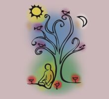 Colorful Meditation by sketchydude