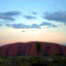 Uluru Sunrise by John Dalkin