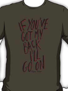 Frank Turner - If Ever I Stray T-Shirt