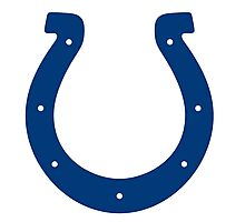 indianapolis colts Photographic Print
