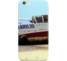 Snack Bar Mozambique iPhone Case/Skin