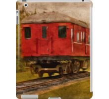 Lost Carriage 01 iPad Case/Skin