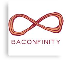 Baconfinity (Applewood Vintage) Canvas Print