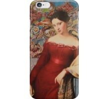 Red Dress iPhone Case/Skin