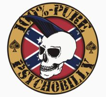 Pure Psychobilly - Flag Kids Clothes