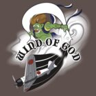 Wind of God by redbull