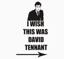 I wish this was David Tennant by ElPavl