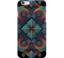 Decorative Three Dimensional Pattern iPhone Case/Skin