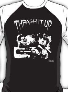Thrash Snake B&W T-Shirt