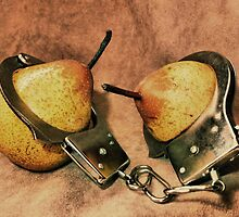 """The """"Pear"""" Of You Are Under Arrest! by SexyEyes69"""