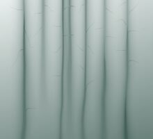 Spring Silence, part of The Trees series by DLKeur