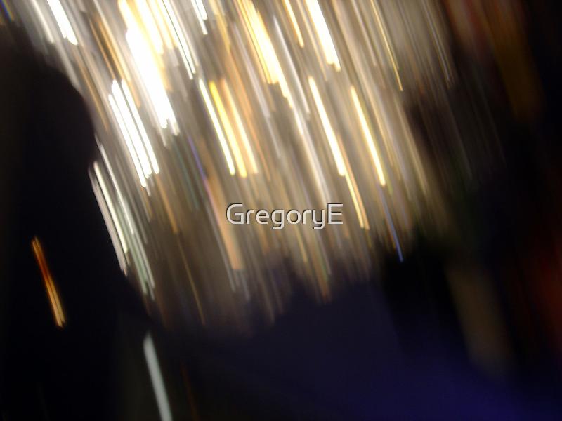 Stellar Shower by GregoryE