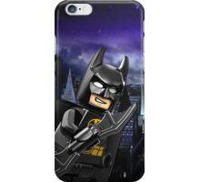 """Lego Batman """"Relax everybody I'm here"""" iPhone Case/Skin"""