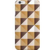 Abstract triangles 2 iPhone Case/Skin