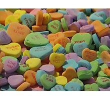 Heart Candy  Photographic Print