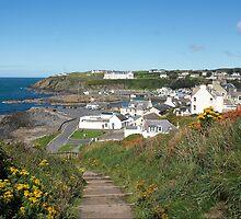 Portpatrick by Gerry Allen