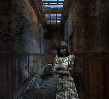 Silence now as you stalk down the empty corridor, searching. by Joe Freemantle